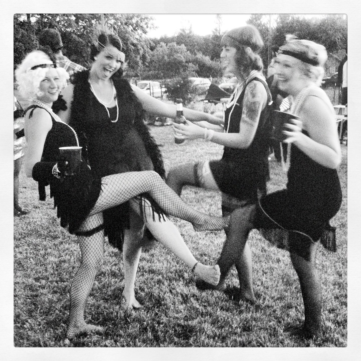 Flappers 1920s Drinking | www.imgkid.com - The Image Kid ...